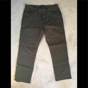Lucky brand 410 athletic fit jeans, 36 x 32